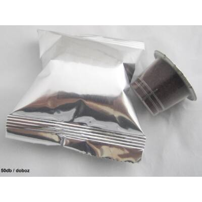 Brando Nespresso kapszula 50db Silver Intenso
