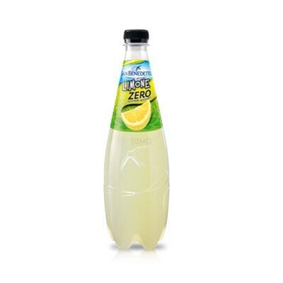 San Benedetto ZERO Cukormentes Szénsavas Üdítőital 750ml (0,75 L) Limone Citrom