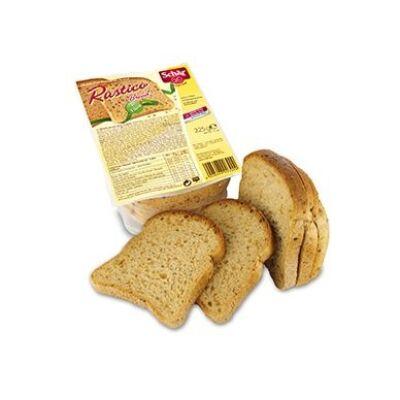 Schär Rustico szeletelt kenyér 225g