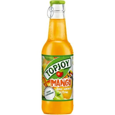 Topjoy 250ml Mangó (mangó, alma, narancs, citrom)