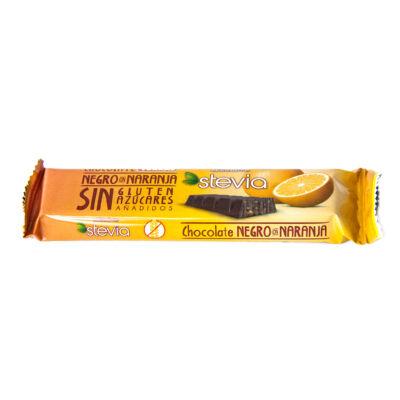 Torras STEVIA Narancsos étcsokoládé hozáadott cukor nélkül 35g