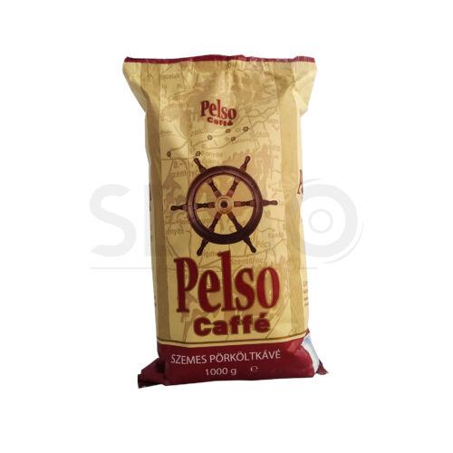PELSO 1kg szemes pörkölt kávé