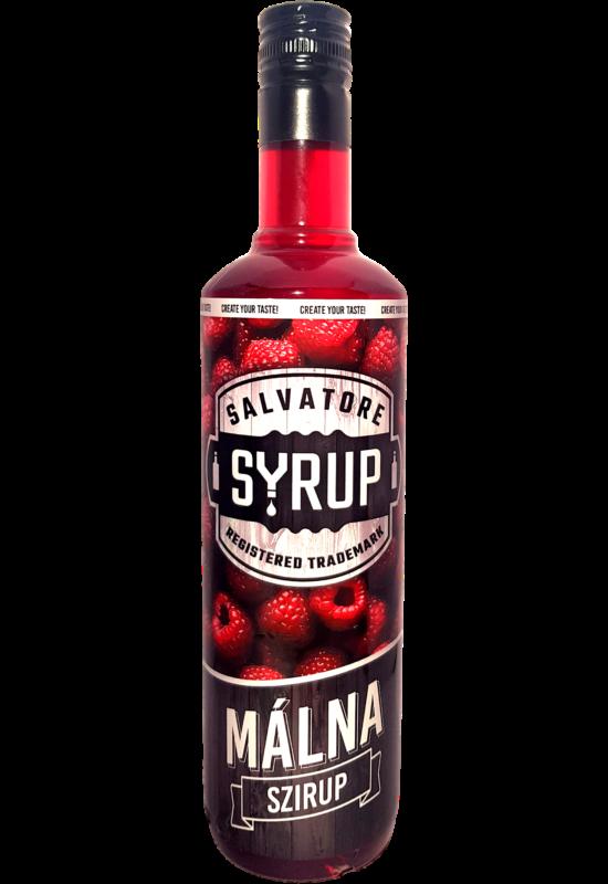 Salvatore Syrup Málna szirup 4l