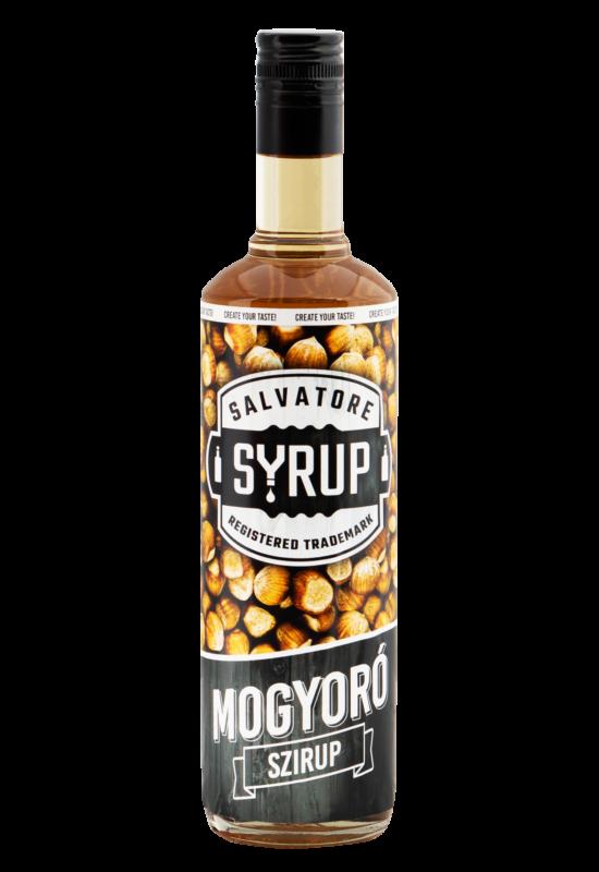 Salvatore Syrup Mogyoró szirup 0,7l
