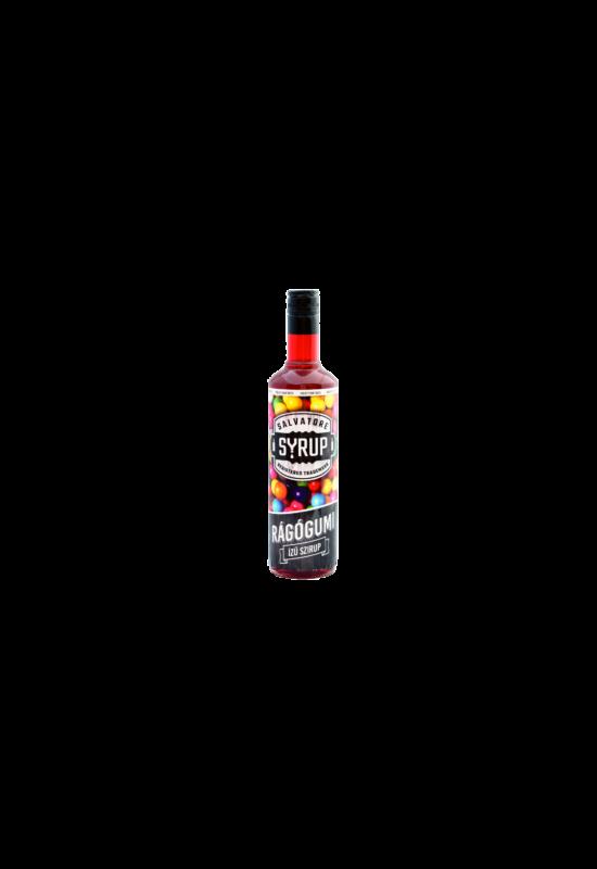 Salvatore Syrup Rágógumi szirup 4l