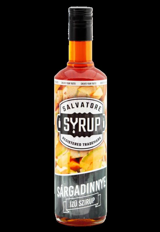 Salvatore Syrup Sárgadinnye szirup 0,7l