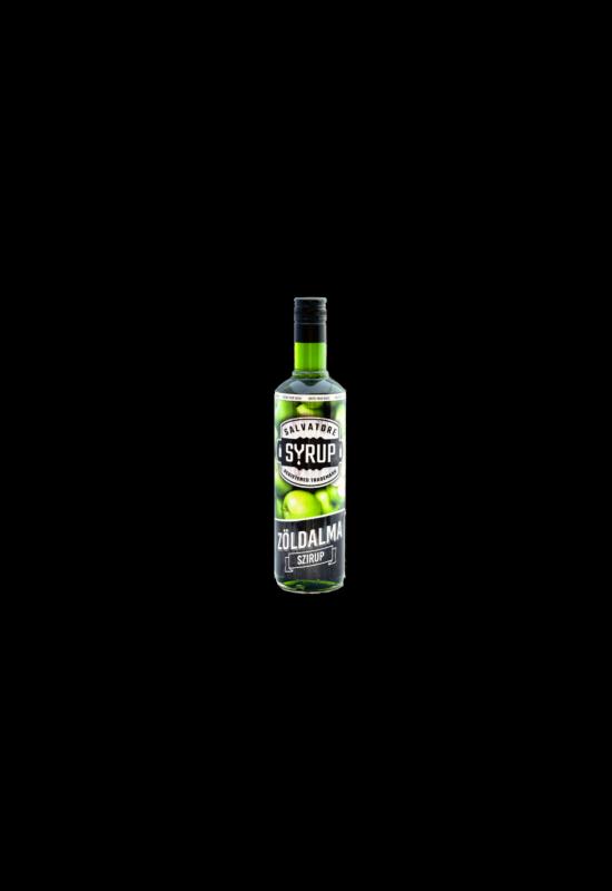 Salvatore Syrup Zöldalma szirup 4l