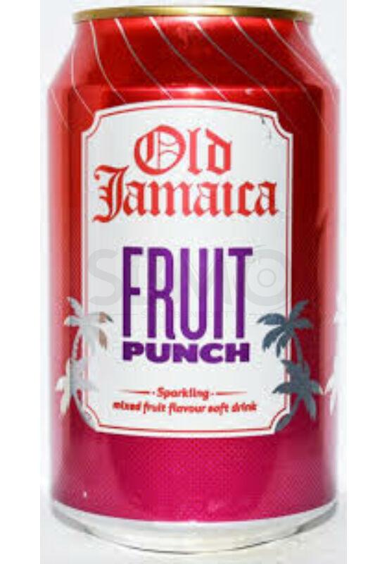 Old Jamaica Fruit Punch Dobozos Alkoholmentes Üdítőital 0,33 L
