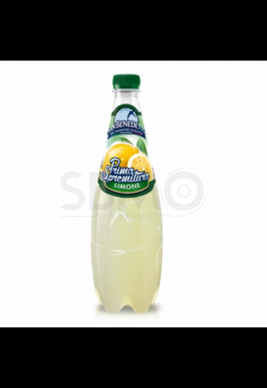 San Benedetto Prima S. Limone Citrom 0,75 L (750 ml) Szénsavas Üdítőital