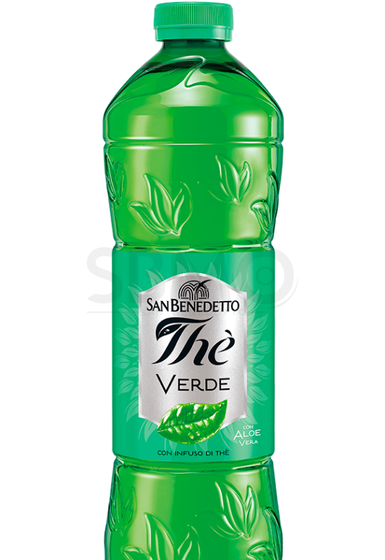 San Benedetto Ice Tea Verde Zöld 1,5l Szénsavmentes Üdítőital