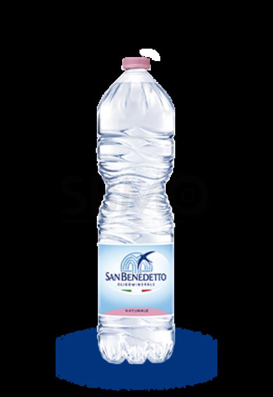San Benedetto Szénsavmentes Ásványvíz Forrásvíz 1,5 L Naturale