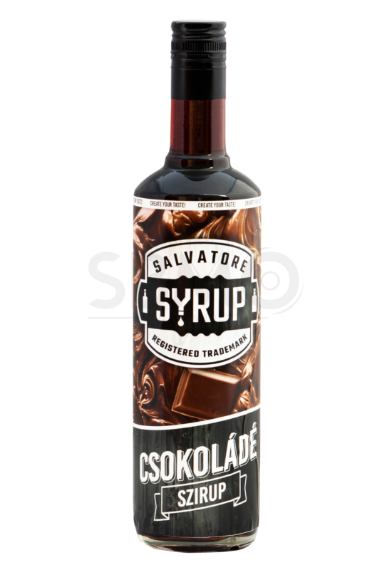 Salvatore Syrup Csokoládé szirup 0,7l