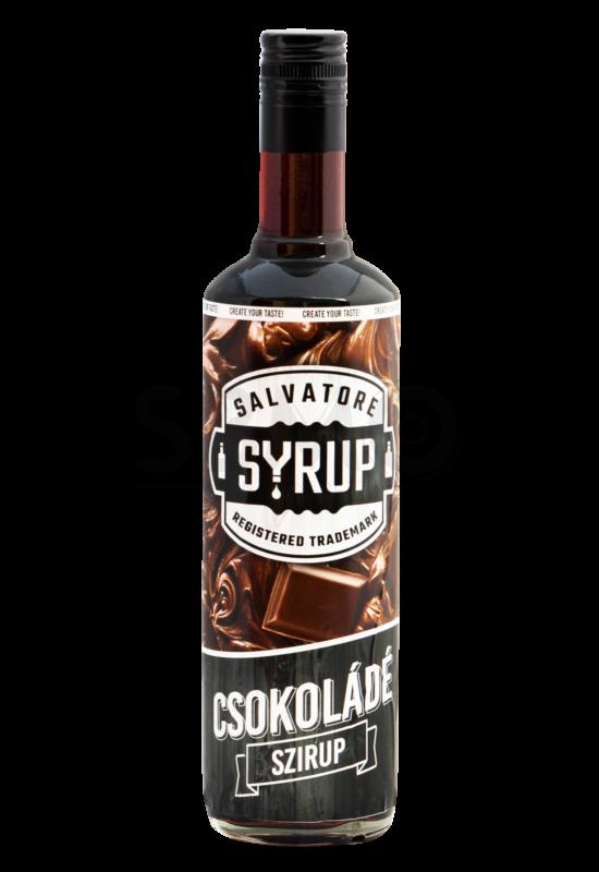 Salvatore Syrup Csokoládé szirup 4l