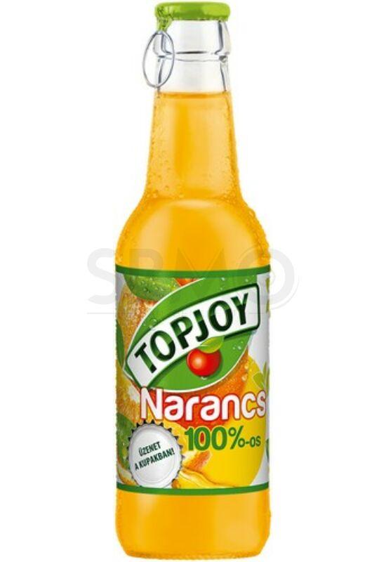 Topjoy 250ml 100% Narancs