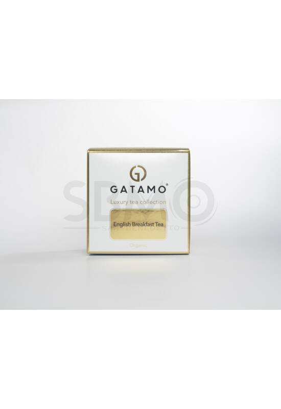 Gatamo-English Breakfast tea 15 db filter